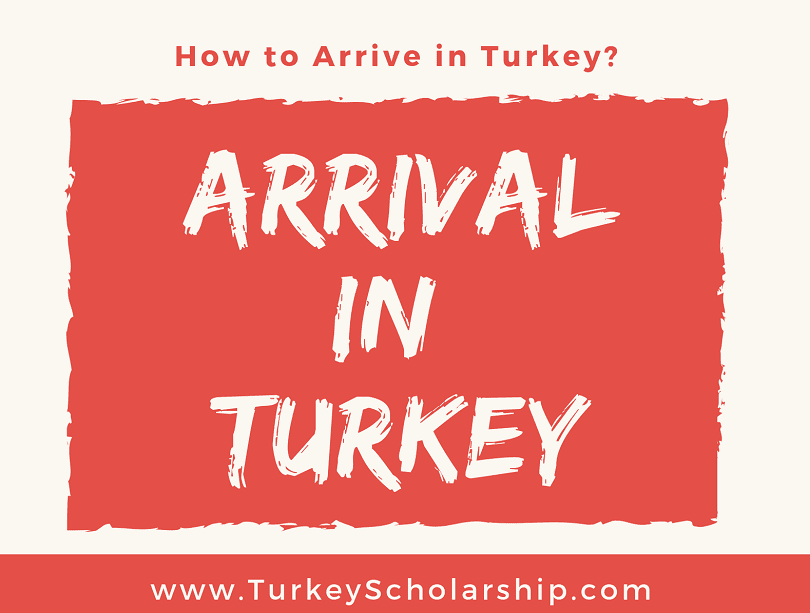 How to Arrive in Turkey - Istanbul to Airport Transfer