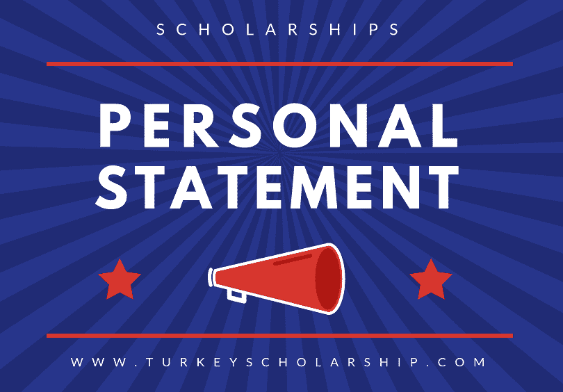 Personal Statement for Scholarship