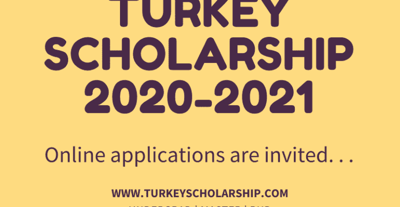 Scholarships in Turkey - Turkiye Burslari Scholarship -Undergrad _ MASter _ phd