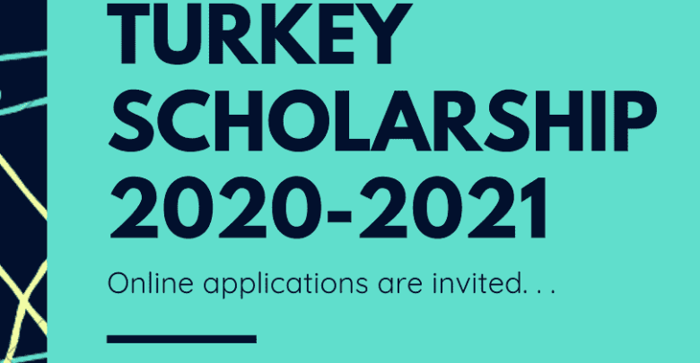 Turkey Government Scholarship 2020-2021 - Turkey Scholarship for bachelor master and phd
