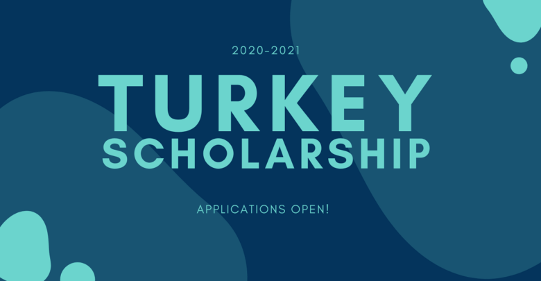 Turkey Scholarship 2020-2021 Open