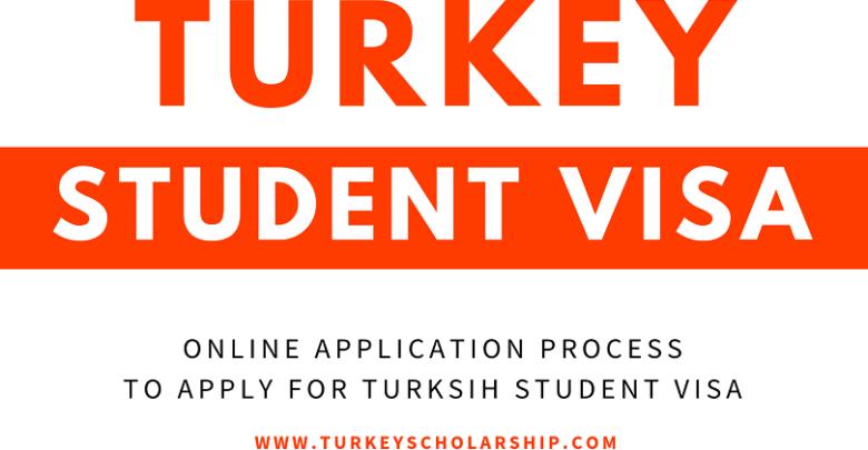 Turkey Student Visa for Turkey Government Scholarship