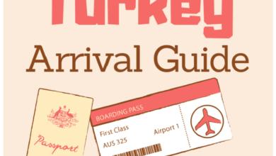 Arrival in Turkey - Travel Visa