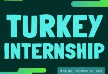 internship in Turkey