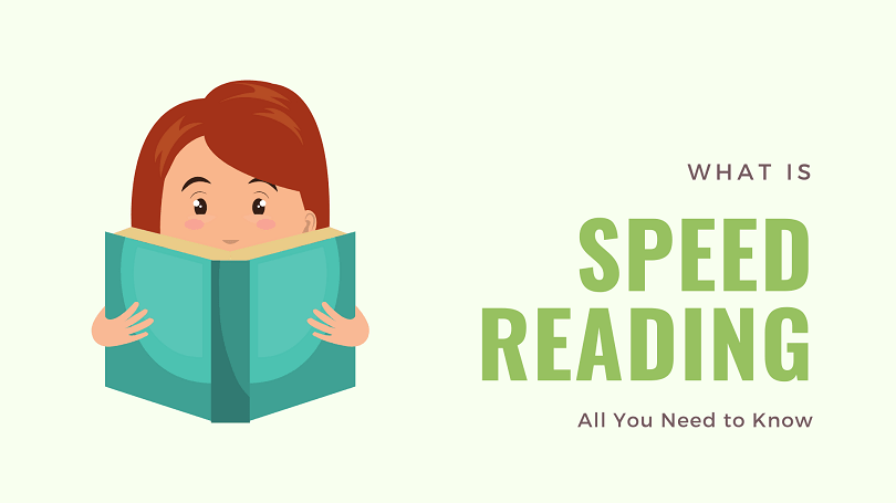 List of Speed Reading Techniques