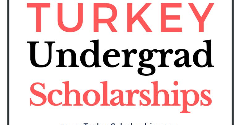 Turkey Undergrad Scholarship 2021-2022 Turkiye Burslari Scholarship for Undergraduate Program